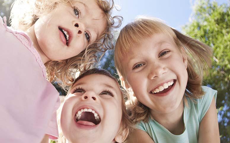Optimismul se cultiva din copilarie