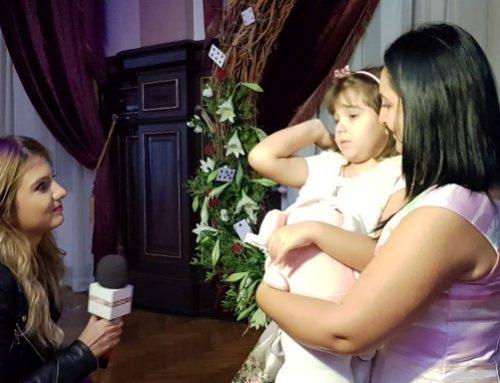 Balul Bucuriei 2018 la Romania TV