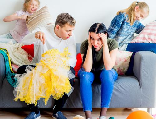 GESTIONAREA COMPORTAMENTELOR ACASA – CURS GRATUIT pentru părinți